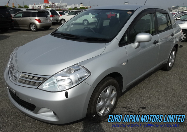 Nissan Tiida Latio | EuroJapan Motors Limited